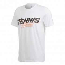 Adidas Camiseta Script Graph T