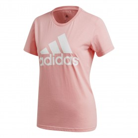 ADIDAS W BADGE OF SPORT COTTON TEE