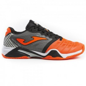 T.Pro Roland 908 Orange-Black All Court