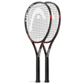 RAQUETAS 2x1 HEAD GRAPHENE XT PRESTIGE POWER BLACK
