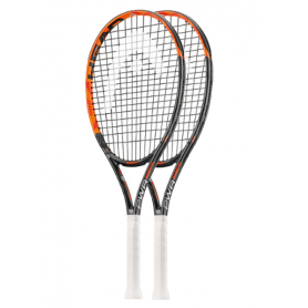 RAQUETAS 2x1 HEAD GRAPHENE XT RADICAL POWER