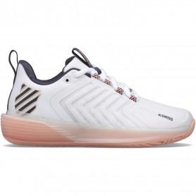 K-Swiss Ultrashot 3 White/Pink
