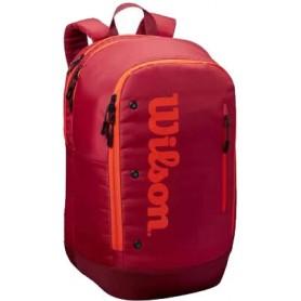 Wilson Tour Backpack Maroon
