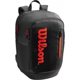 Wilson Tour Backpack Black/Red