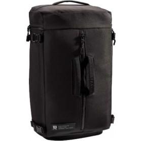 Wilson W Orangek/Play Duffle Backpack Black