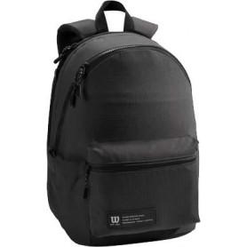 Wilson W Orange/Play Classic Backpack Black