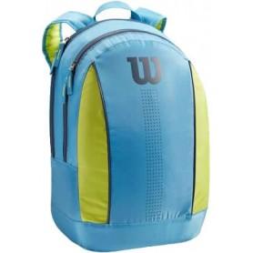 Wilson Juni Orange Backpack Blue/Lime Green/Navy