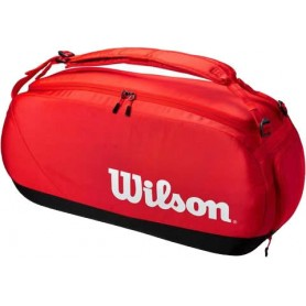 Wilson Super Tour Large Duffle Infrared