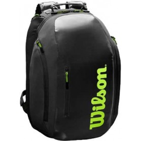 Wilson Super Tour Backpack Charco/Green
