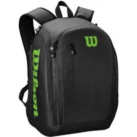 Wilson Tour Backpack Black/Green