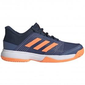 Adidas Adizero Club K Crew Blue Screaming Orange Cre