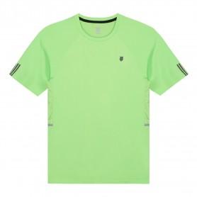 K-Swiss Camiseta Hypercourt Crew 2 Green