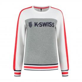 K-SWISS SUDADERA HERITAGE SPORT WARM-UP
