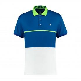 K-Swiss Polo Hypercourt Express Blue