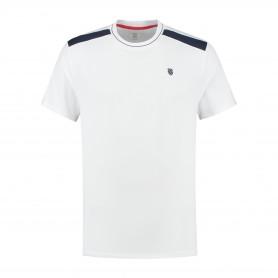 K-Swiss Camiseta Heritage Sport Classic