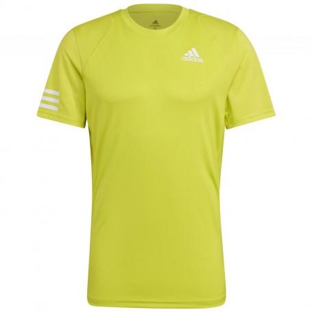 Adidas Camiseta Club 3Str Yellow