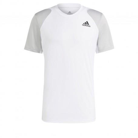 Adidas Camiseta Club White/Grey