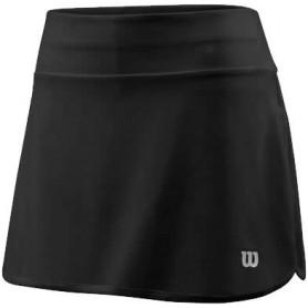 Wilson W Training 12.5 Skirt Black