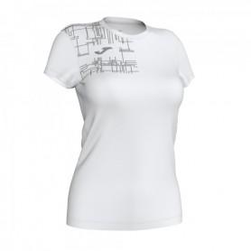 Joma Elite VIII Camiseta Blanco