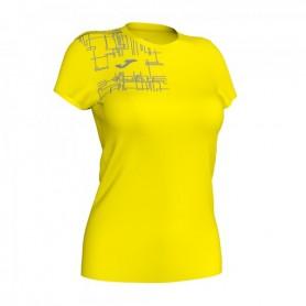 Joma Elite VIII Camiseta Fluor Amarillo