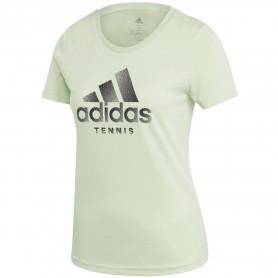 Adidas Camiseta Cat Logo W