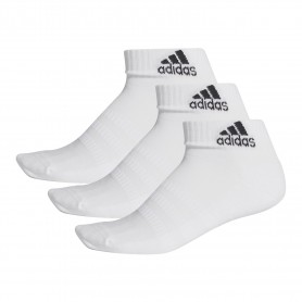 Adidas Calcetin Cush Ank 3Pp Blanco