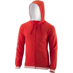 Wilson M Team Ii Fz Hoody Team
