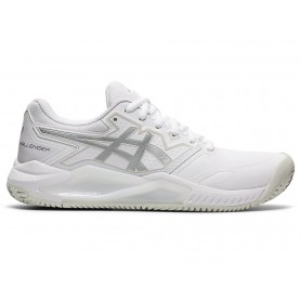 Asics Gel-Challenger 13 Clay Mujer Blanco
