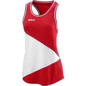 Wilson  Camiseta  Team Ii Tank Team Rojo