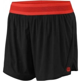 Wilson  Kaos Mirage 3.5 Pantalon Negro/Coral