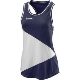 Wilson  Camiseta  Team Ii Tank Azul Marino