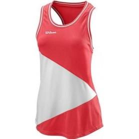 Wilson  Camiseta  Team Ii Tank Coral