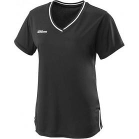 Wilson  Camiseta  Team Ii V-Neck Negro