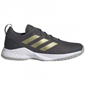 Adidas Court Control W Zapatilla Gris