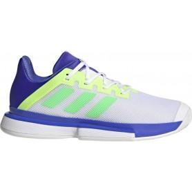 Adidas Solematch Bounce M Zapatilla Azul