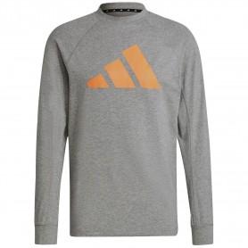 Adidas Sudadera Adidas Sportswear Lightweight Gris