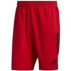 Adidas Pantalon Corto 9-Inch 4Krft 3 Bandas Rosa