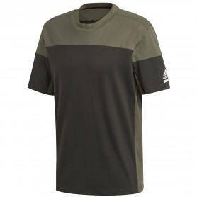 Adidas Camiseta Adidas Zne Marrón