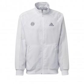 Adidas Chaqueta T Uniforia Blanco