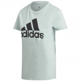 Camiseta Adidas Must Haves Badge Of Sport Mujer Verde