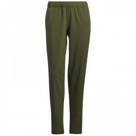 Pantalon Adidas Woven Training Mujer Verde