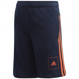 Adidas Pantalon Corto Jb Aac Junior Azul