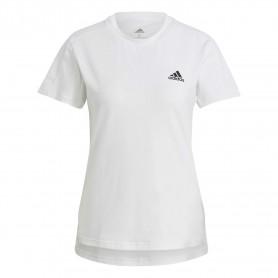 Camiseta Adidas Aeroready Mujer Blanco
