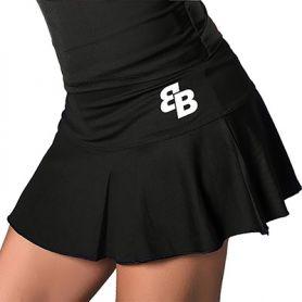 Falda BB Basica Negra
