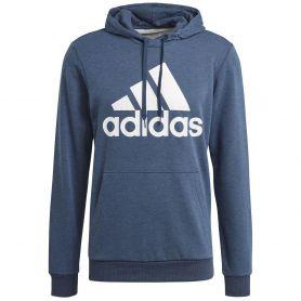 Sudadera Adidas M Bl Ft Crew Navy Hombre Azul