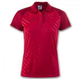 TEXTIL JOMA POLO TORNEO II RED W