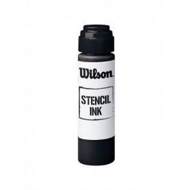 ACCESORIOS ROTULADOR WILSON SUPER STENCIL INK BLACK