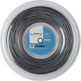 CORDAJES ALU POWER 125 220M REEL SILVER