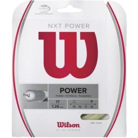 CORDAJES WILSON NXT POWER 17