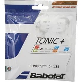 CORDAJES CORDAJE BABOLAT TONIC+ LONGEVITY 12M
